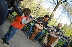 The Call (barua.amartya) Tags: park nyc newyorkcity music ny newyork spring drum centralpark bongo streetphotography