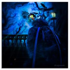 Maleficent Mink! (legomeee) Tags: lego mink maleficent legomagic legominifigures legolife legophotography legophoto legography legodisney legominfigs legographer