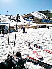 Ski time (xatia.shiukashvili) Tags: winter vacation mountain snow ski sport relax skiing head sunny skiresort rest resting active nordica