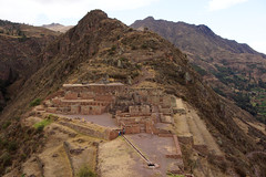 Ruiny Pisac | The ruins of Pisac
