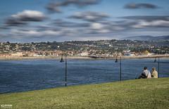 Pasando la tarde (Gijn) (-COULD 2.0) Tags: sea landscape spain asturias gijon sigma1750 canon650d