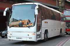 Hackney Community Transport ( C T Plus ) . Hackney , London . E17HCT ( ex ?? ) . Midland Road , St Pancras , London . Monday 16th-May-2016  . (AndrewHA's) Tags: bus london coach community transport route national express hackney 455 plaxton ctplus e17hct