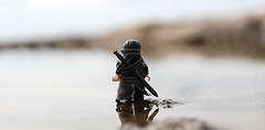 No Higher Floors (Kyle Hardisty) Tags: macro art field canon kyle outside outdoors photography death hawaii flickr gun lego oahu fig cosplay alo creation online sword minifig sao depth minifigure moc 2016 ggo microscale asuna kirito hardisty elucidator
