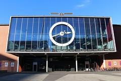 Basel - Messe Basel-Halle 2 (corno.fulgur75) Tags: architecture schweiz switzerland suisse suiza hoffmann basel sua svizzera messe sveits zwitserland bazel halle2 basilea basileia ble exhibitionhall szwajcaria bazylea messebasel basilej vcarsko palaisdesexpositions hanshoffmann november2015 fairbuilding