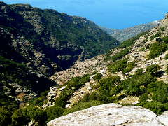 As if there is no way out (angeloska) Tags: landscape march aegean canyon greece ravine gorge geology aris hikingtrails    atheras miliopo karavostamo  opsikarias