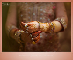 'I have enough jewels', said no woman ever..! (Tanzeel.Khan) Tags: dance cute red wedding desi pakistani bokeh 85mm 12 depth indoor event lovely blue ambience decor 6d canon feet back cover facebook photo tanzeel love hands bridal dress jewellery diamond ring gold mehndi henna bride gown designer tie suit pink innocent beautiful m