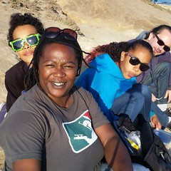 Family at the beach (Anika Malone) Tags: ocean beach pacific malibu alton ilia leocarrillostatebeach