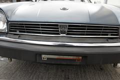Grille detail (Pim Stouten) Tags: auto car restore vehicle jag restoration xjs jaguar macchina coup restauratie wagen pkw vhicule