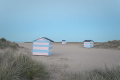 Great Yarmouth 6 (Andy Feltham...) Tags: beach seaside nikon greatyarmouth beachhuts sigma35mmf14art nikondf