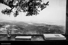 (Giorgos-S) Tags: blackandwhite landscape fuji parnitha x100 skipiza