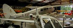 G-AGSH De Havilland DH89A Dragon Rapide c/n 6884 (eLaReF) Tags: cn de dragon rapide havilland 6884 dh89a gagsh