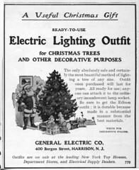 1908 GE Christmas Light Ad (JeffCarter629) Tags: ge generalelectric generalelectricchristmas gechristmas gechristmaslights generalelectricchristmaslights