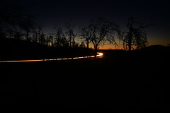 Dark and Deep (Samd7000) Tags: california sunset usa silhouette night dark landscape woods nikon nightscape sandiego creepy tokina sandiegocounty mountlaguna clevelandnationalforest d810 tokina2035mmf35