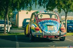 VW Beetle (tino1b2be) Tags: car vw vintage beetle somerset vwbeetle