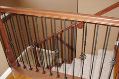 Stair Balusters (iqlacrossecom) Tags: stair balusters
