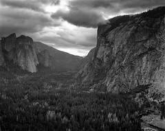 Yosemite valley (L'Eidolon) Tags: 4 large el trail yosemite 4x5 format hd 45s ilford fp4 ebony mile capitan pyrocat