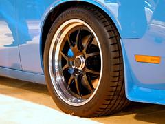 Petty's Garage 1000HP Supercharged 426ci Dodge Challenger on Center Locking Forgeline GA3 Wheels (Forgeline Motorsports) Tags: dodge challenger forged madeinusa petty topgear richardpetty centerlock ga3 forgeline forgedwheels forgelinewheels pettysgarage flushloc centerlockconversion notjustanotherprettywheel