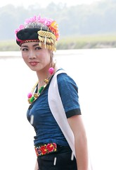 DP1U5974 (c0466art) Tags: wood trip travel light water festival canon costume model scenery colorful village chinese local spill tranditional 2016 bridage 1dx c0466art creek race