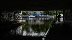 Under the bridge (PChamaeleoMH) Tags: london regentspark centrallondon
