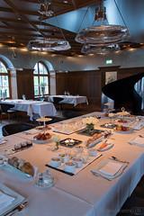 Frhstck (travelmemo.com) Tags: restaurant hotel schweiz ch frhstck speisesaal relaischteaux escale thurgau wendeltreppe etagre freidorf lacarte mammertsberg httpreisememochp14126