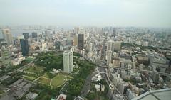 ViewfromTokyoTower Tokyotower (reno220) Tags: tokyotower viewfromtokyotower