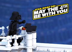 I Am Your Father - Star Wars - Lego Ideas - 04 (szabomate90) Tags: city light cloud star starwars force lego luke darth saber jedi duel wars vader darthvader lukeskywalker darkside empirestrikesback skywalker episodev bespin cloudcity iamyourfather lightside episode5