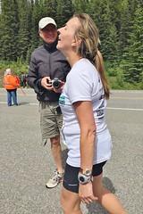 Leg 6 Well Done (Downhillnut) Tags: mountains calgary race kananaskis longview relay nakiska 2016 crr 100miles relayteam 10runners calgaryroadrunners