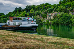 Saint-Mamms - HDR (gilles_t75) Tags: d5300 france gillest hdr nikkor1855mmf3556 nikon bracketing exposurefusion highdynamicrange photohdr photomatix tonemapping saintmamms seineetmarne77 ledefrance seine fleuve pniche