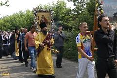 A cross procession from the village of Nikolskoe to the village of Adamovka / Крестный ход из Никольского в Адамовку (18)