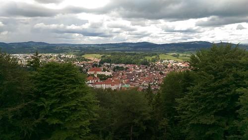 Füssen vom Kalvarienberg