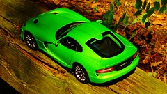 The Power Of Green (obscure.atmosphere) Tags: auto light summer naturaleza sun sunlight sol nature car sunshine sport forest toy toys licht us model woods automobile muscle sommer hamburg natur selva sunny voiture modelo american bosque coche lumiere verano carro dodge chrysler  viper sonnig sonne  wald foret modell supercar spielzeug juguetes ete automovil gts modele 118  deportivo diecast jouets  sportcar ligero  automobil  sportwagen naturista   modellauto