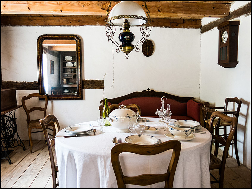 20140602 114 (sulamith.sallmann) Tags: Altmodisch Einrichtung Ernährung  Essen Esszimmer Europa