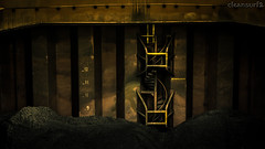 Industrial Shoot 1 - DSC02795-25 (cleansurf2 Urbex) Tags: wallpaper urban color colour industry architecture dark underground industrial screensaver widescreen sony rustic toned ultra a7 4k urbex 16x9 ilce a7ii ilce7m2