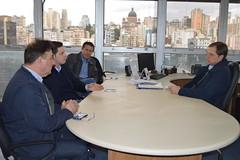 Secretrio com o presidente do PSDB de Venncio Aires (Lucas Redecker) Tags: aires sme secretrio venncio lucasredecker