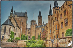 (#2.928) Burg Hohenzollern [Explore] (unicorn 81) Tags: castle deutschland explore hdr burg burghohenzollern explorephoto