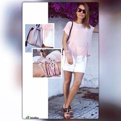 Hoy en el blog/ today on the blog ~~Buenas noches a todos!!!!! Besos mil! #elblogdemonica #look #lookoftheday #lookdeldia #instagram #inspiration #tagsforlikes #tagstagram #instablogger #blogger #blogdemoda #streetstyle (elblogdemonica) Tags: hat fashion shirt bag happy shoes pants details moda zapatos jacket trendy tendencias looks pantalones sombrero collar camiseta detalles outfits bolso chaqueta pulseras mystyle basicos streetstyle sportlook miestilo modaespaola blogdemoda springlooks instagram ifttt tagsforlike elblogdemonica