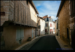 160611-8262-XM1.jpg (hopeless128) Tags: street france sky eurotrip 2016 buildings shadows clouds nanteuilenvalle aquitainelimousinpoitoucharen aquitainelimousinpoitoucharentes fr