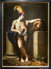 DSC8425 Guido Reni (atribuido) - David con la cabeza de Goliath, Museo de Bellas Artes de Orlans (ramonmunoz_arte) Tags: de orleans muse des museo artes francia bellas beauxarts