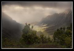 Land of light and fog (mcleod.robbie) Tags: sun fog set