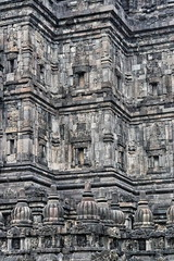 Carvings of Prambanan Hindu Temple (Infinite Legends) Tags: world building architecture canon indonesia wonder landscape temple eos volcano ancient asia drawing south carving east southeast yogyakarta hindu carvings merapi prambanan archaelogy 70d