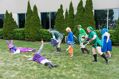 Anime North 2016 Legend of Zelda Sunday (15 of 29) (Xander Ashburn) Tags: ca toronto ontario canada cosplay loz legendofzelda animenorth2016