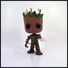 1 Year In A Toybox 2, 174_366 - Groot (Corey's Toybox) Tags: vinyl pop bobblehead marvel funko groot lootcrate iamgroot 1yearinatoybox2