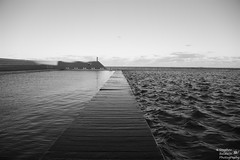 0D6A0930 - Newcastle Ocean Baths (Stephen Baldwin Photography) Tags: ocean sea beach water newcastle sand australia walkway baths nsw