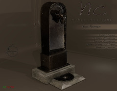 [NC] - Bull Fountain 2/2 for Lost&Found Event (niki8901 - andycool90 , HQ & 100%Mesh Low Land Imp) Tags: slfashion slevents secondlife sl medieval fantasy gor gorean niki8901 andycool90 blender furnitures garden tavern lostfound