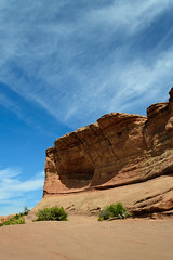 Formation (Corvus tristis) Tags: nature outdoors nps moabut archesnationalpark nationalparks
