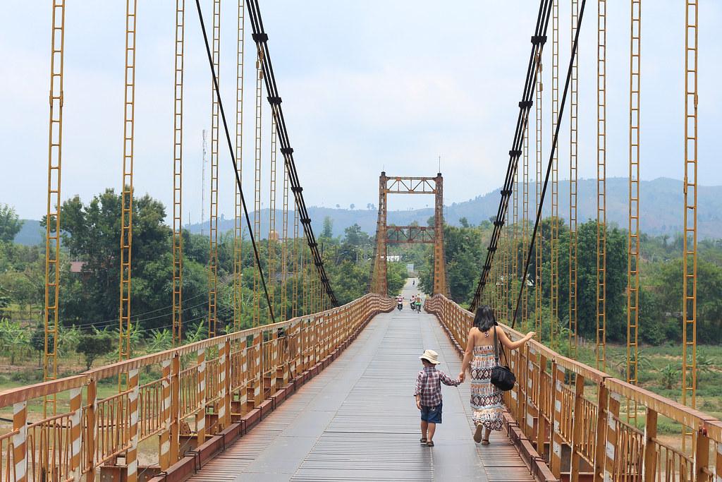 Cầu treo Kon Klor (2)