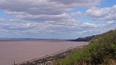Walking from Portishead to Clevedon (Ali_Haikugirl) Tags: uk england spring portishead clevedon