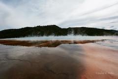 DSD_1487 (pezlud) Tags: yellowstone nationalpark landscape geyserbasin grandprismaticspring midwaygeyserbasin geyser park