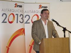 Apresentação Candidatura José António Rodrigues da Avó