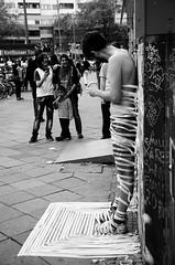 Latitud (Eniola Itohan) Tags: berlin performance chileno latitud migueljara